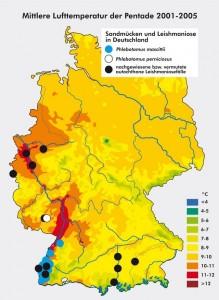 Gefahr im Gebiet Deutschland